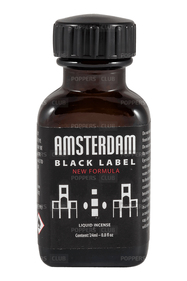 AMSTERDAM BLACK LABEL